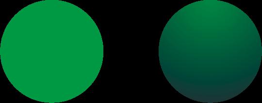 立体感の比較